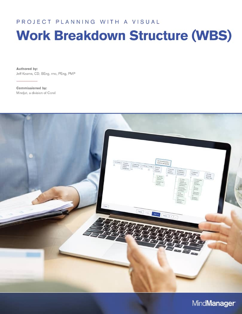Whitepaper Project Planning With A Visual WBS